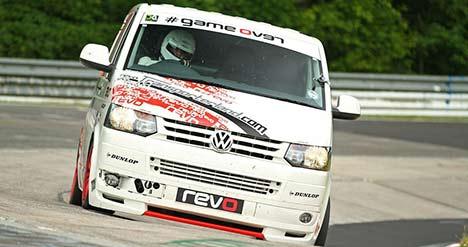 Revo Volkswagen T5