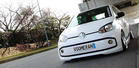 Voomeran Volkswagen up!