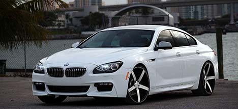 Vossen BMW 6 Series Gran Coupe