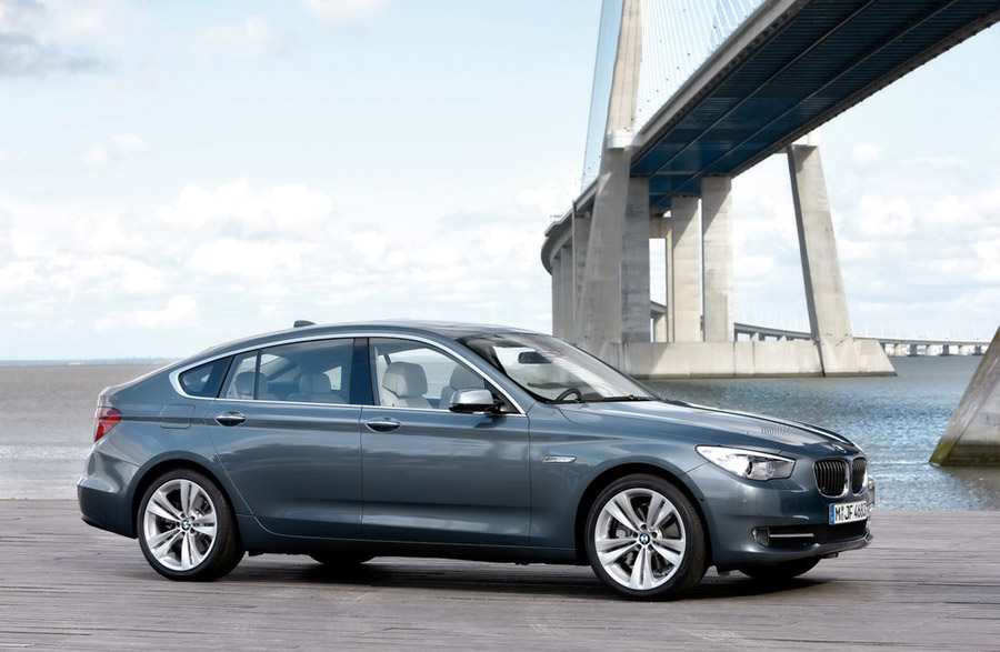 BMW 5 Series Gran Turismo Pic