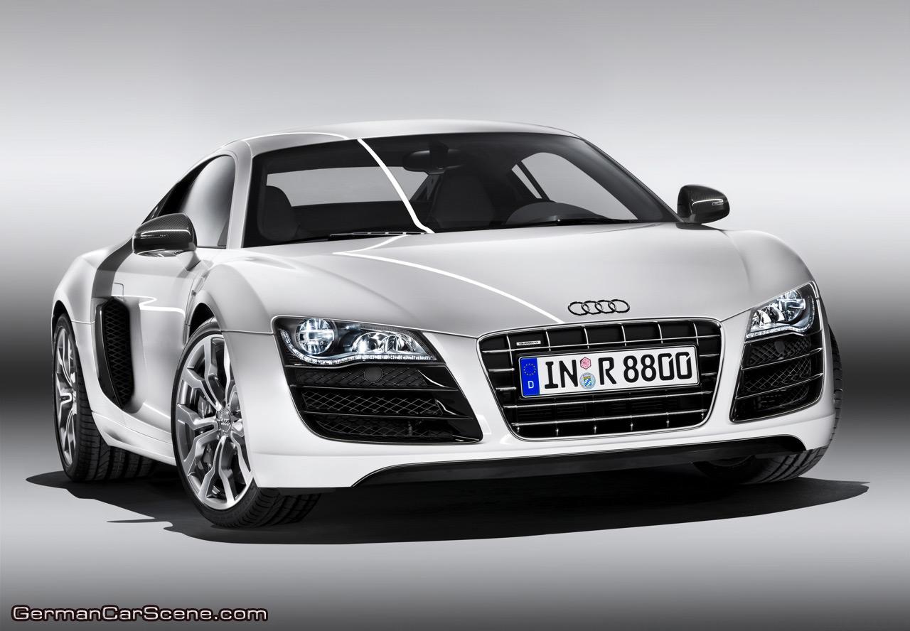 Audi R8 5.2 V10 Best Design