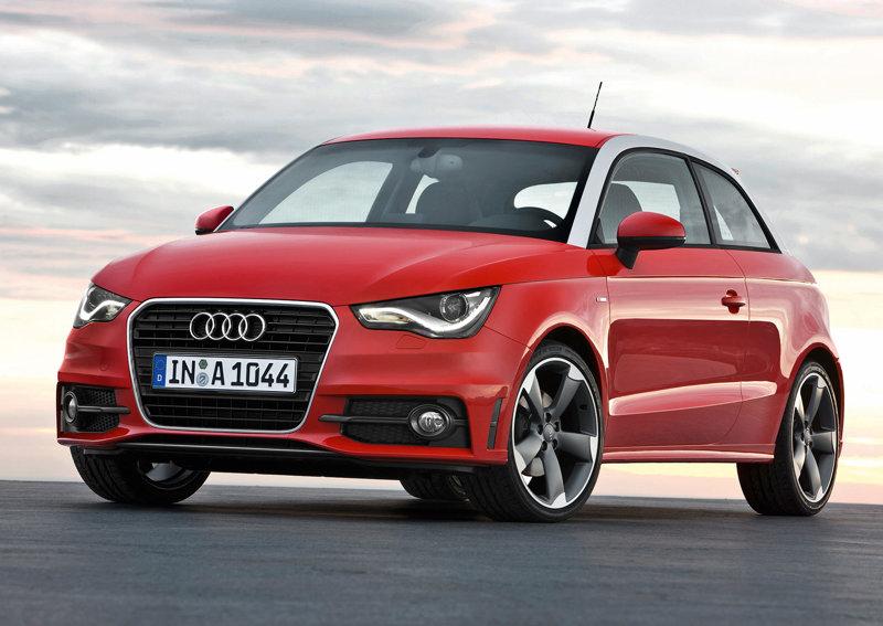 Audi A1 Sport. audi a1 sport.