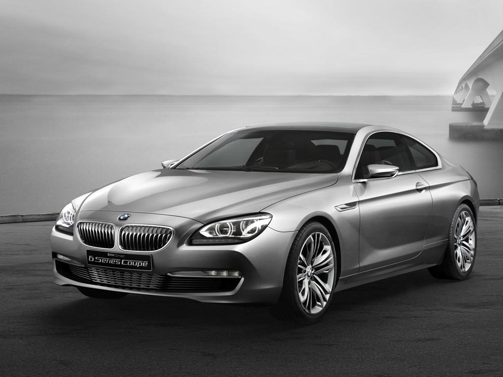 The BMW 6-Series Coupé Concept