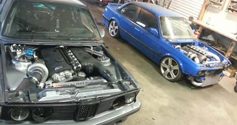JAAS Performance BMW E21 Turbo
