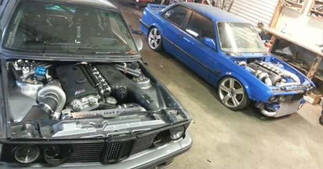 JAAS Performance BMW E21 Turbo