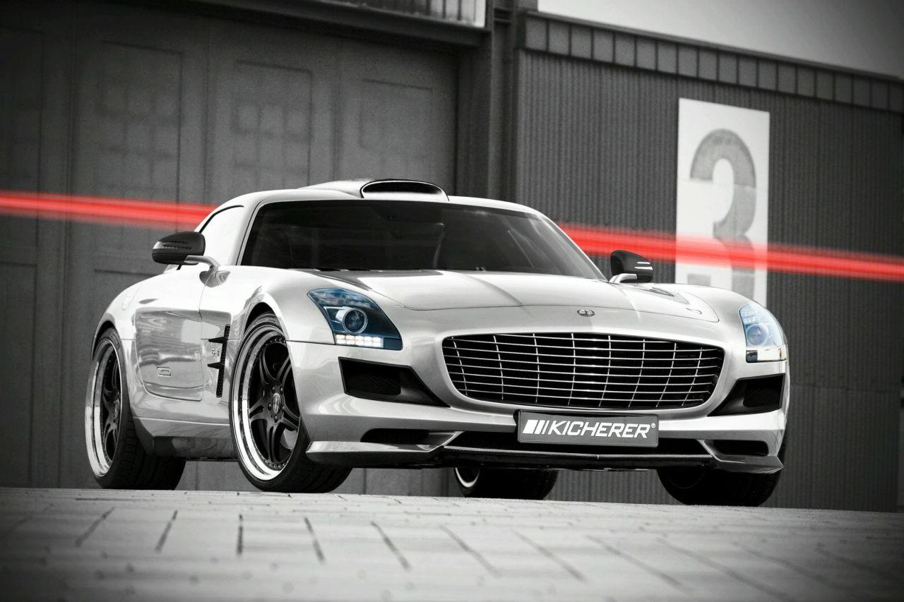 legendary Mercedes 300 SL