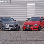 Mercedes-Benz A-Class by Binz and Inden Design
