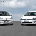 Volkswagen e-up! and e-Golf