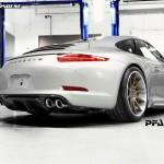 Pfaff Tuning Porsche 911 Bronze Edition