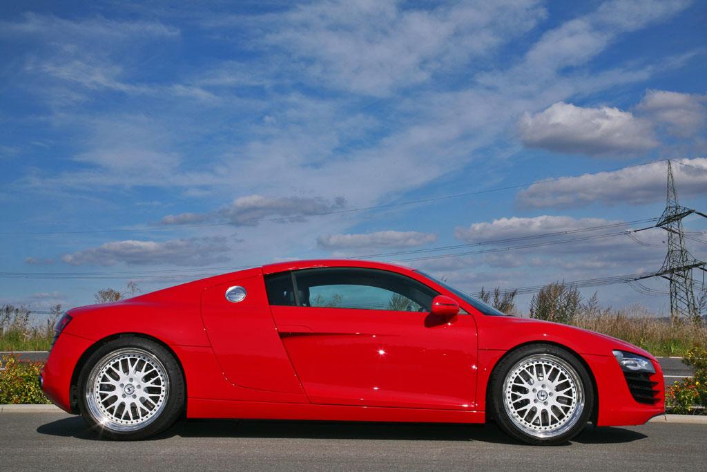 MFK Autosport Audi RS6, MFK