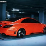 Mercedes-Benz CLS 63 AMG by German Special Customs