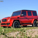 Mercedes G 63 AMG by German Special Customs