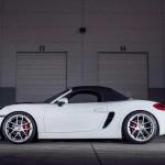 Vivid Racing Porsche Boxster