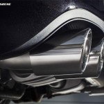 Porsche 911 Carrera S by Akrapovic