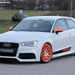 Audi A3 by Rieger Tuning