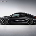 Mercedes Benz CLA Edition 1