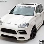 Misha Designs Porsche Cayenne