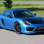speedART SP81-CR Porsche Cayman S