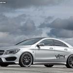 Mercedes CLA 250 by Vaeth
