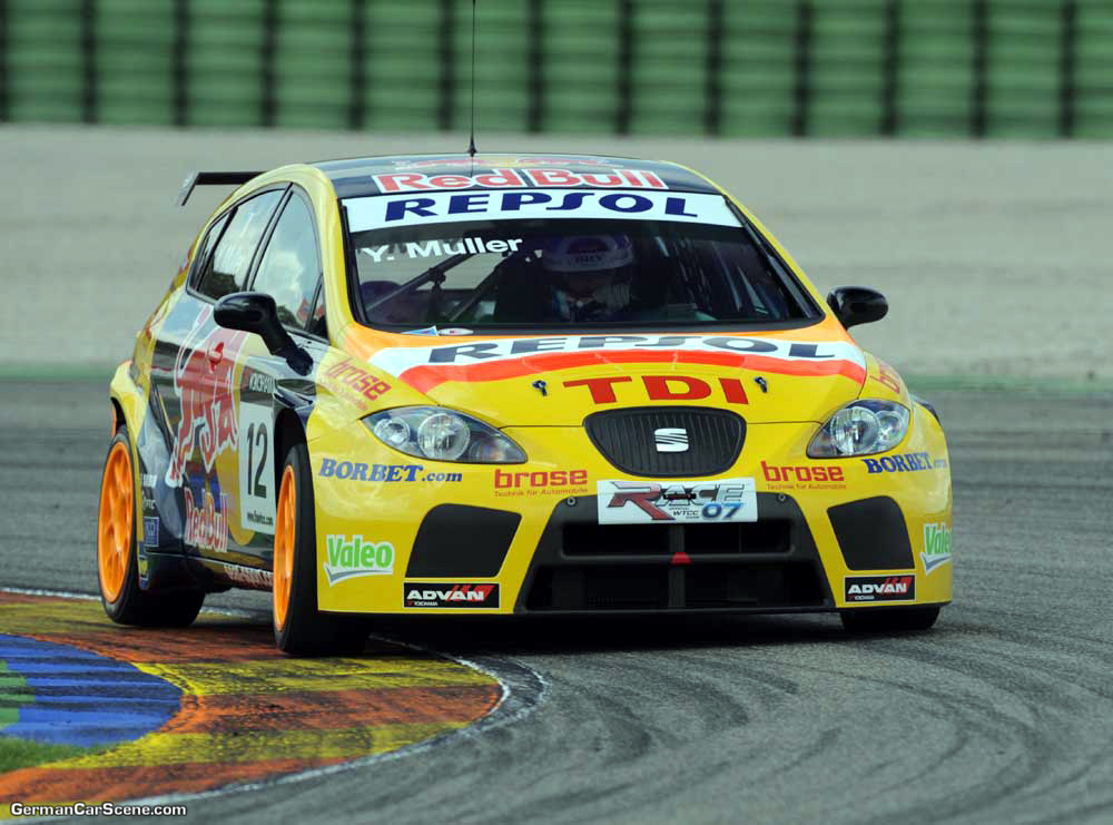 SEAT LEON TDI TO RACE FOR THE FIRST TIME IN PAU