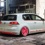 Low-Car-Scene Volkswagen Golf