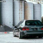 RENNtech Mercedes-Benz E 55 AMG