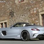 Mercedes-Benz SLS AMG Borrasca Roadster