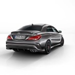 Mercedes-Benz CLA 45 AMG Edition 1