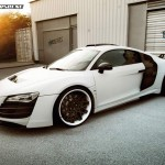 White Phoenix Audi R8