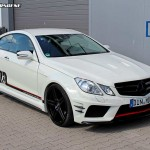 Mercedes E 500 Coupe by M&D Exclusive Cardesign
