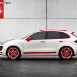 Porsche Cayenne Vantage 2 Red Dragon