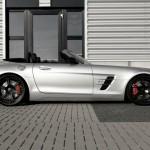 Wheelsandmore supercharged Mercedes-Benz SLS AMG
