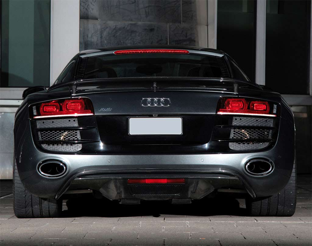 2011 Audi R8 V10 Anderson