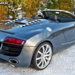 B&B Audi R8 V10 Spyder