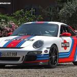 Martini Racing Porsche 911 GT3