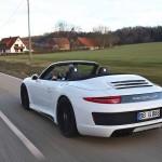 Gemballa Porsche 991 Carrera S Cabriolet