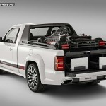 Volkswagen Amarok Power-Pickup concept