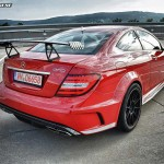 Mercedes C 63 AMG Black Series by GAD Motors