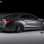 Prior Design Black Edition Mercedes-Benz CLS