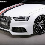 Rieger Tuning Audi A4