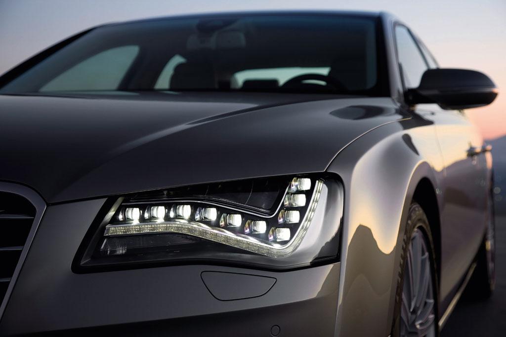 Audi A8 2011 Interior. 2011 AUDI A8 REVEALED