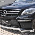 Mercedes-Benz ML-Class by German Special Customs