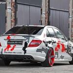 mcchip-dkr MC660 Mercedes-Benz C 63 AMG