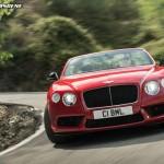 2014 Bentley Continental GTC V8 S