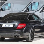Mercedes-Benz C 63 AMG Coupe by KTW Tuning