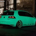 Low-Car-Scene Volkswagen Golf