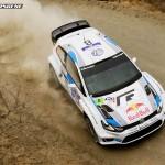 Rally Mexico - Volkswagen Polo R WRC