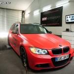 BBM Motorsport BMW 330d