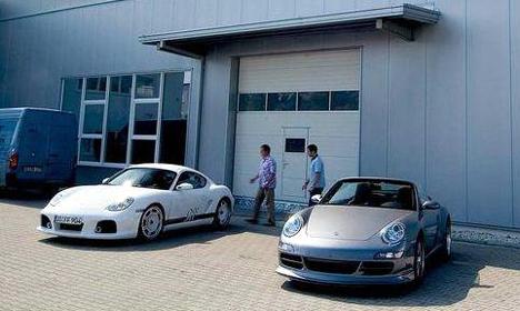 9ff garage