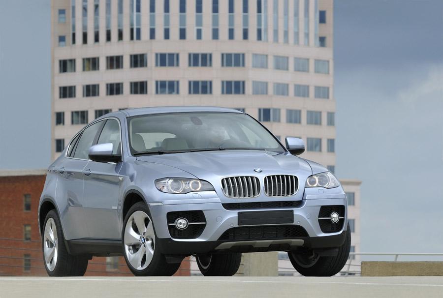 BMW ActiveHybrid technology